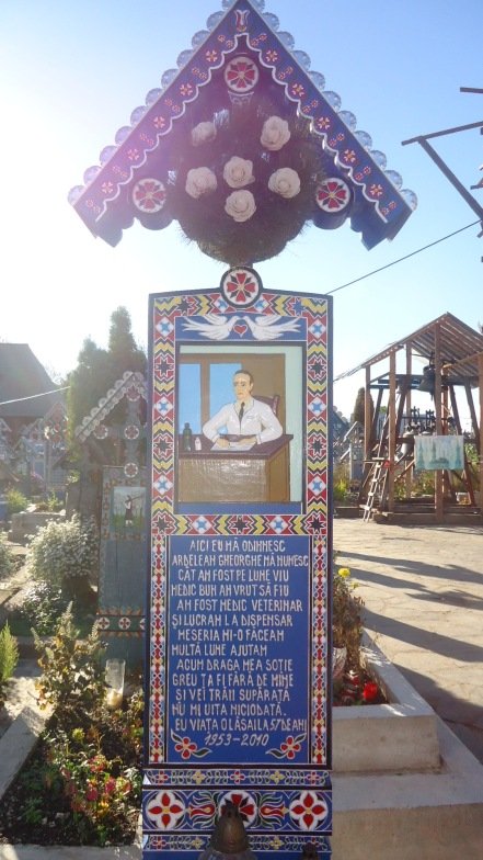 Cruce cu epitaf