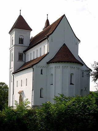 Biserica Herina vedere din spate, BN1
