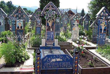 Crucea și mormântul lui Stan Ioan Pătraș