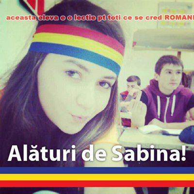 sabina elena
